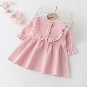 Ruffle Dress for Baby Girl