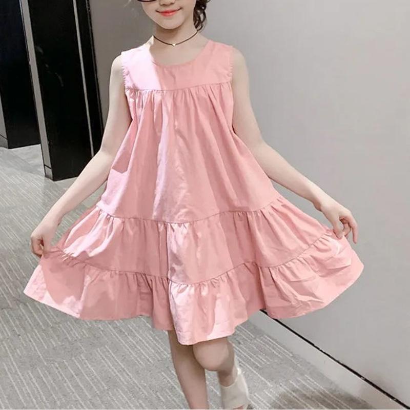 Sleeveless Dress for Girl