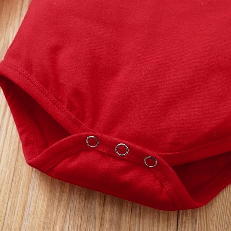 4-piece Romper & Pants & Headband & Hat for Baby Boy