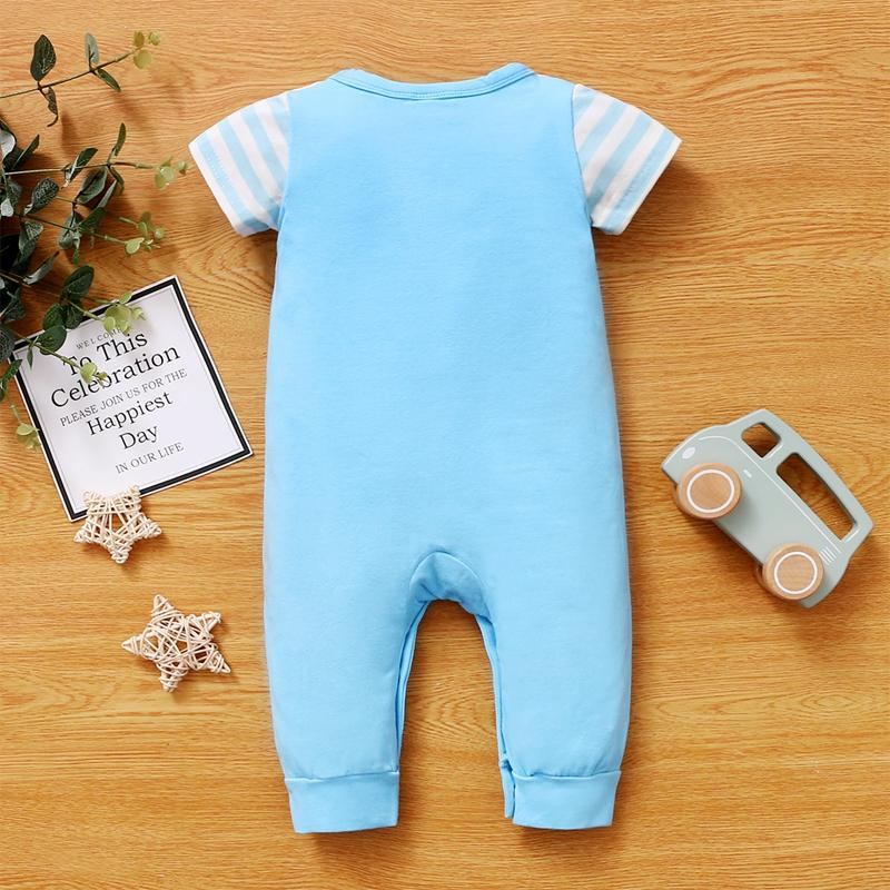 Striped Bodysuit for Baby