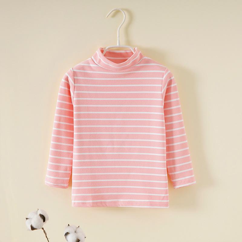 Striped Long Sleeve T-shirt for Toddler Girl