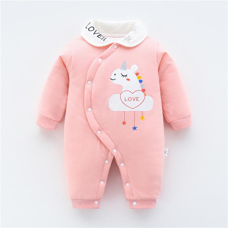 Thick Jumpsuit for Baby Girl