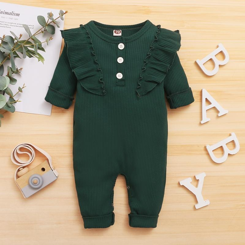 Ruffle Jumpsuit for Baby