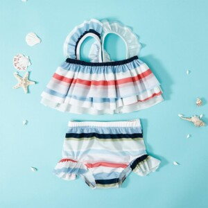 2-piece Swimsuit for Baby Girl