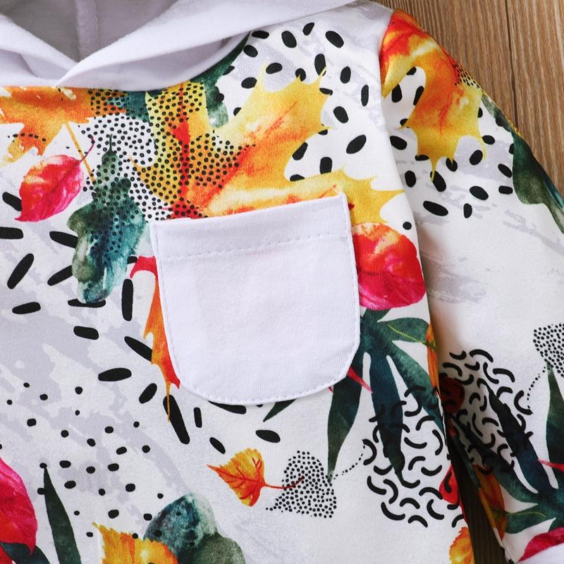 Floral Jumpsuit for Baby