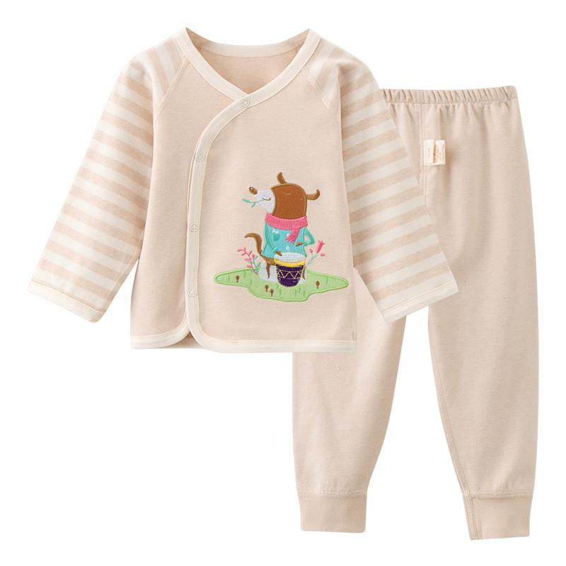 2-piece Pajamas Sets for Baby Girl