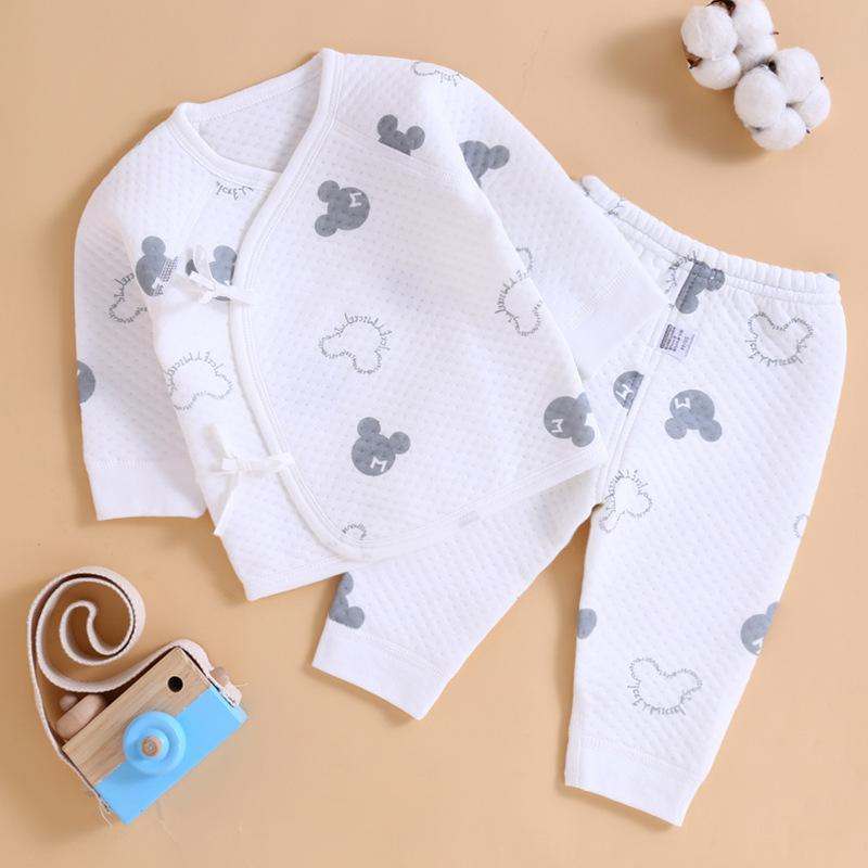 2-piece Pajamas Sets for Baby Boy
