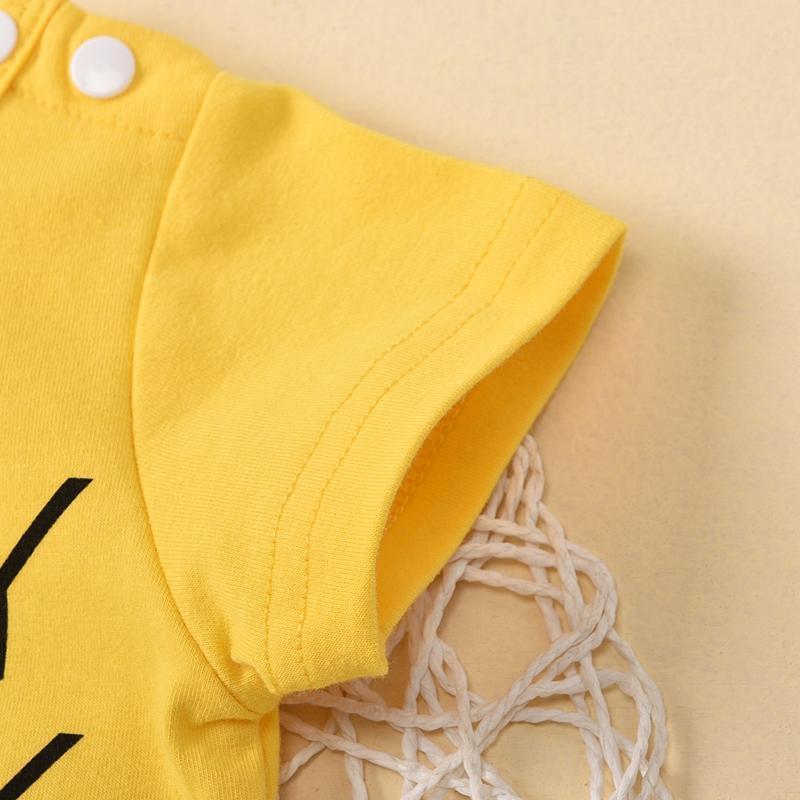 Happy Bodysuit for Baby