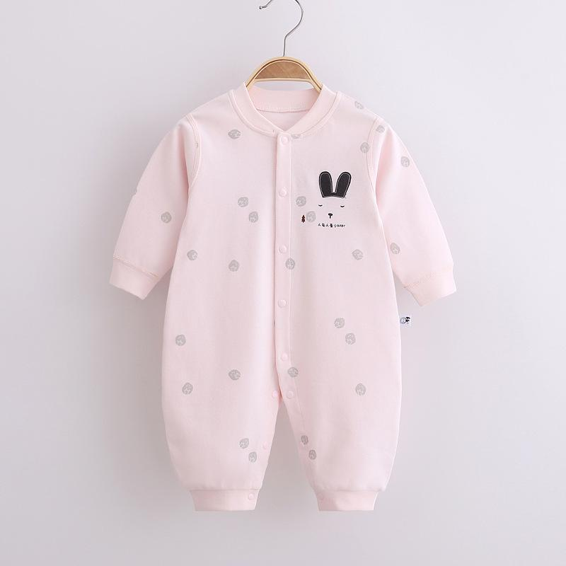 Rabbit Pattern Jumpsuit for Baby Boy