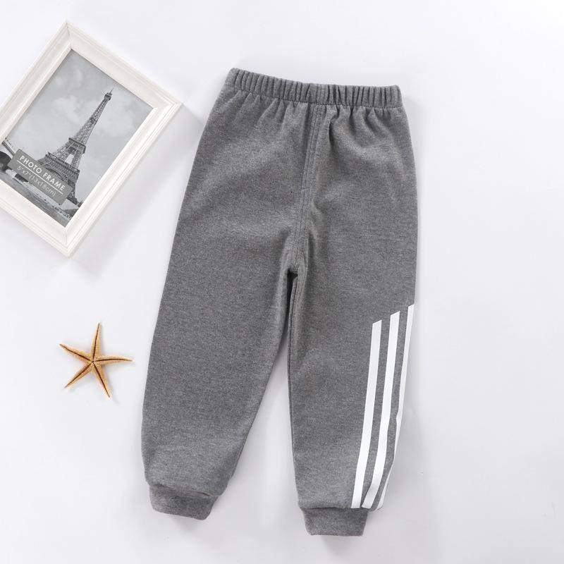 3-piece Coat & Long-sleeve T-shirt & Pants for Toddler Boy