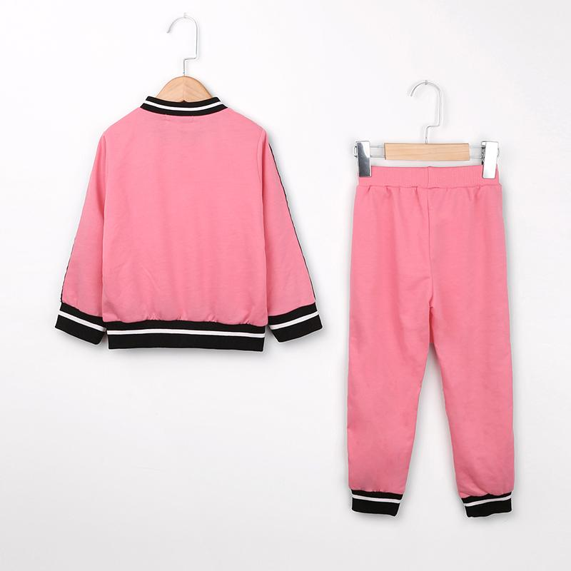 Toddler Girl Jacket and Sports Pants Toddler Clothes Outfits