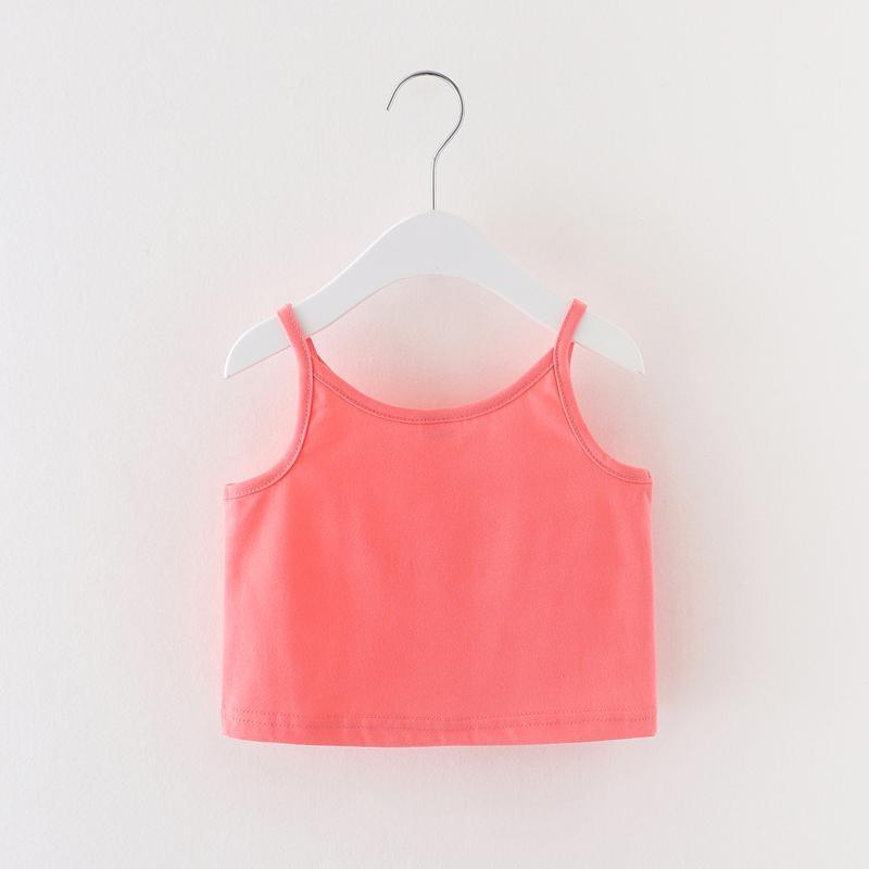 Toddler Girl Summer Short knitted Vest