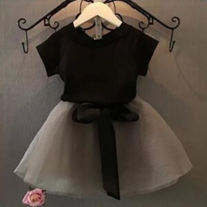 2-piece Dress Set for Toddler Girl