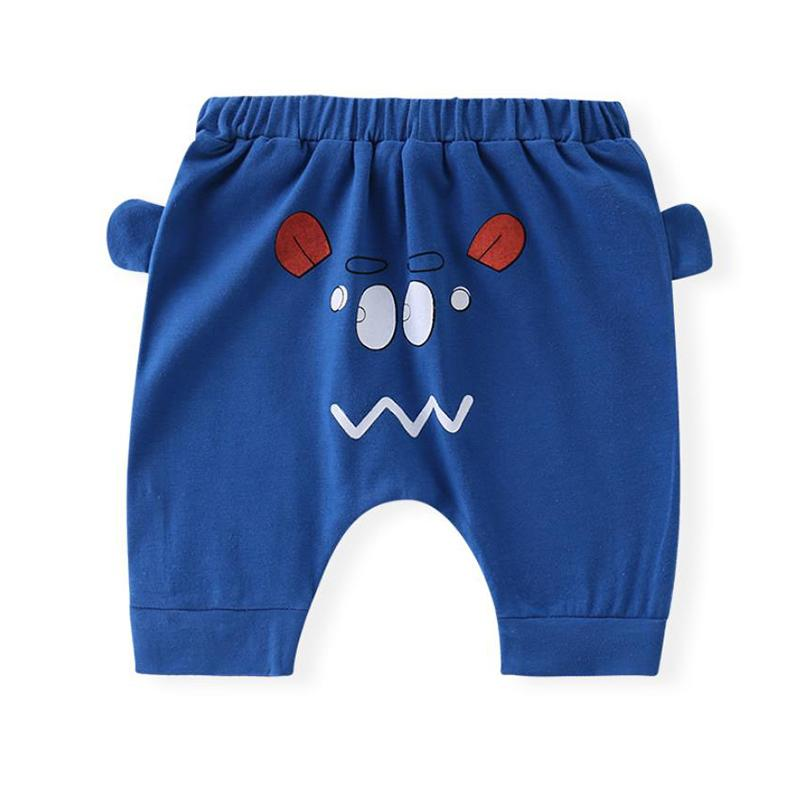 Animal Pattern PP Pants for Toddler Boy