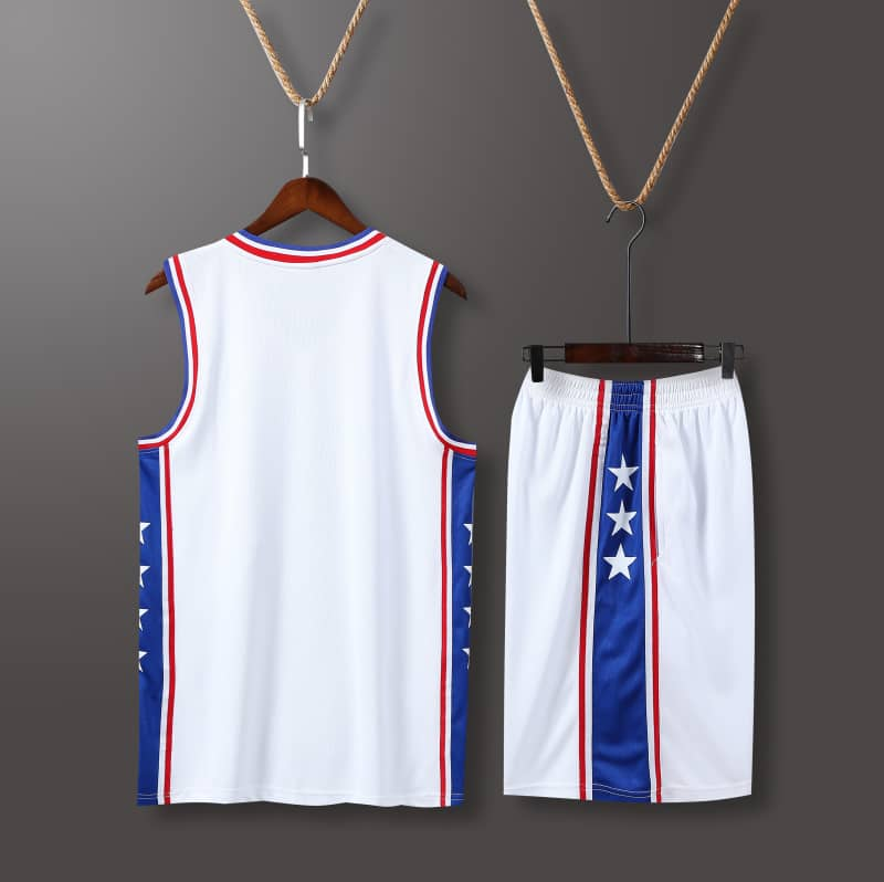 Sports Basketball Customizable Clothes Family Clothing - NBA Philadelphia 76ers
