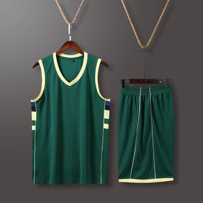 Sports Basketball Customizable Clothes Family Clothing - NBA Milwaukee Bucks