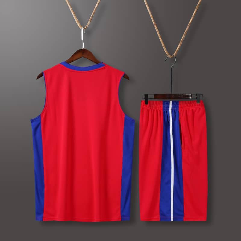 Sports Basketball Customizable Clothes Family Clothing - NBA Detroit Pistons