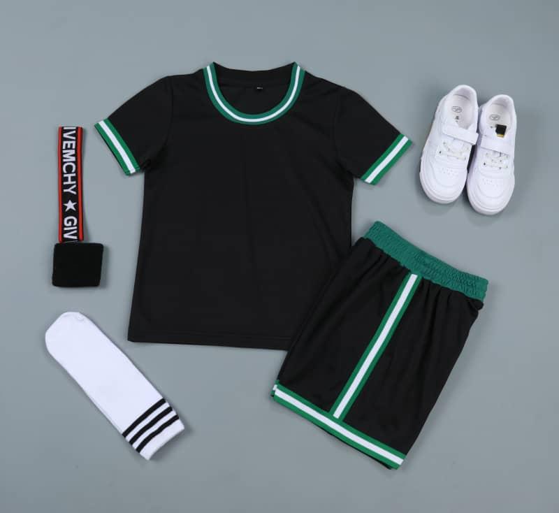 Sports Basketball Customizable Clothes T-Shirt Shorts - NBA Boston Celtics