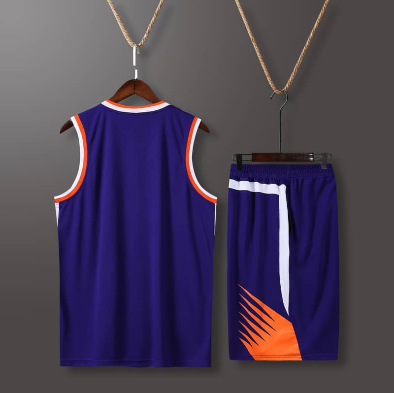 Sports Basketball Customizable Clothes Family Clothing - NBA Phoenix Suns