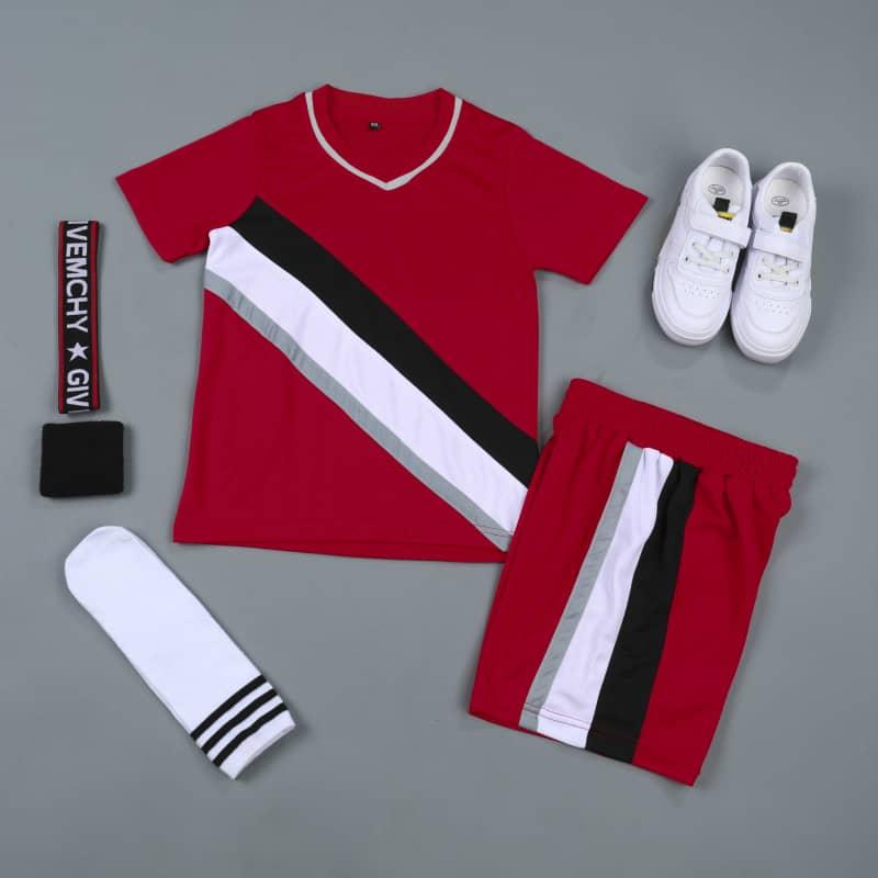Sports Basketball Customizable Clothes T-Shirt Shorts - NBA Portland Trail Blazers