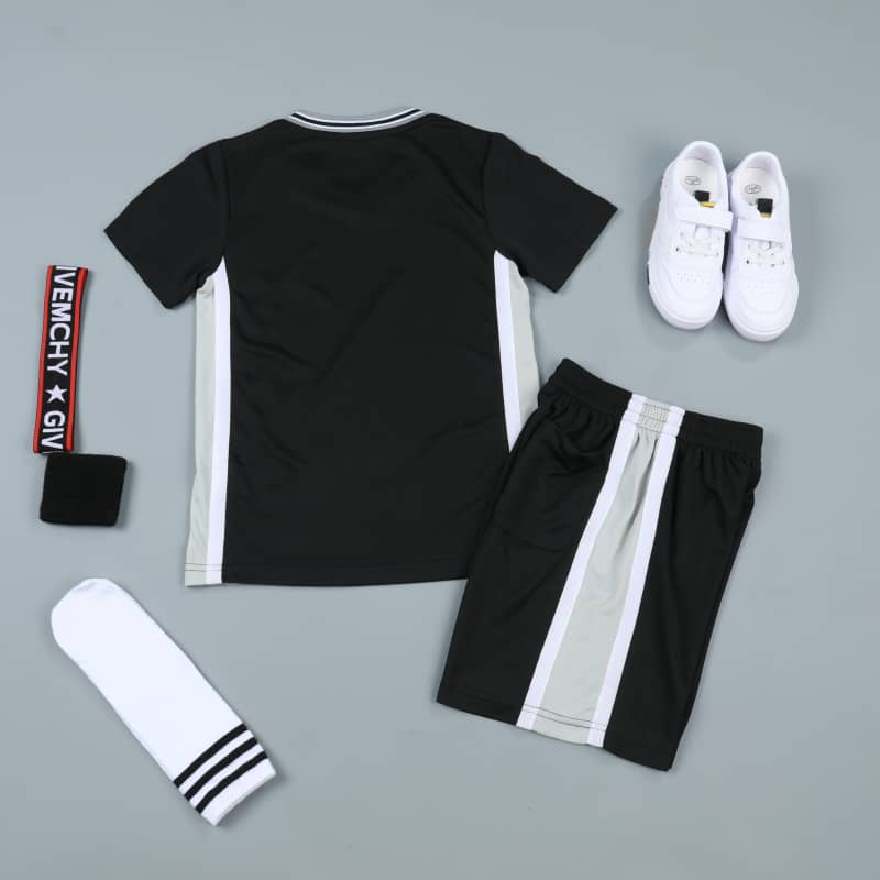 Sports Basketball Customizable Clothes T-Shirt Shorts - NBA San Antonio Spurs