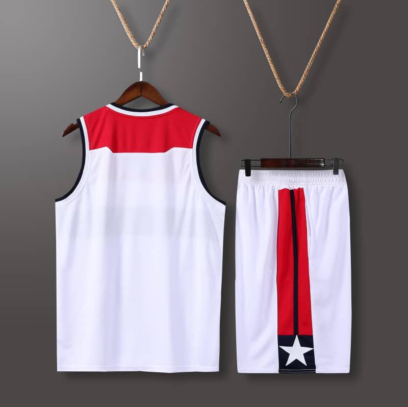 Sports Basketball Customizable Clothes Family Clothing - NBA Washington Wizards