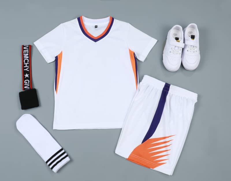 Sports Basketball Customizable Clothes T-Shirt Shorts - NBA Phoenix Suns